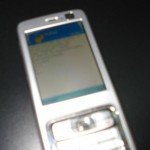 Python Scripting on your Nokia N Series mobile phone