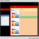 Make and use custom themes for GMail
