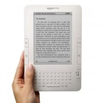 Amazon's long awaited Kindle 2 officially out