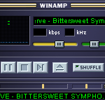 'Show Current Music Track' Google Talk workaround for winamp