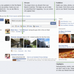 Facebook gets yet another new design