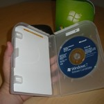 New Windows 7 packaging is simple yet attractive