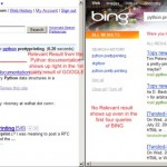 Father of Python programming language says google is much better than Bing