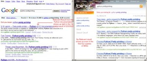 bing-google-query-compare