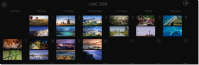 bing image archive screenshot