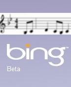 bingtone suggestive logo for bing ringtones from Microsoft by Digitizor
