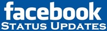FaceBook Status Updates