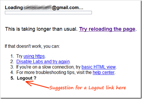 gmail-suggestion-logout-on-loading-page