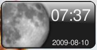 Digital Clock Screenlet