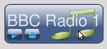 Radio Screenlet