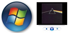 Windows 7 preview audio video preview