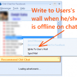 Chit Chat For Facebook: A Desktop Based Client For Facebook Chat