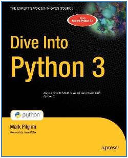 dive into python 3 logo