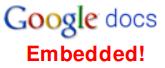 google docs embed pdf