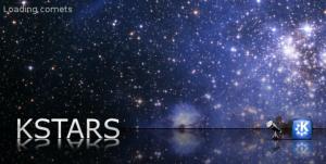 KStars Splashscreen