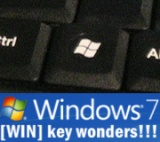 windows 7 win key