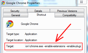 how to change chrome plugins