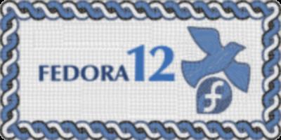 Fedora 12 banner