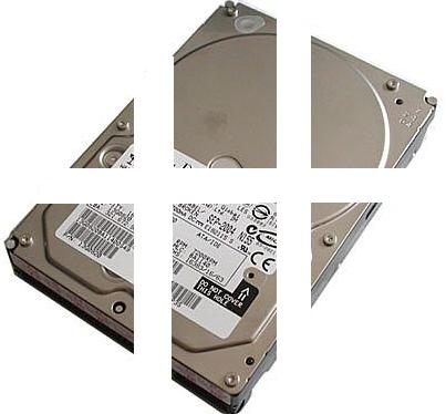 hard drive partitioning