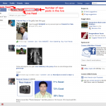 Facebook introduce changes to the home page
