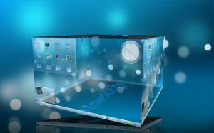 KDE 4.3.1 Desktop Cube
