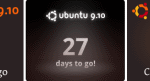 3 awesome countdown banners for Ubuntu 9.10 Karmic