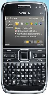 Zodium Black - Nokia E72