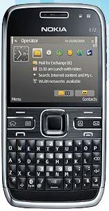 Zodium Black - Nokia E72