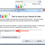 How to use Google Talk as a feed reader with real time RSS feed updates
