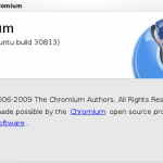How To Install Chromium Browser in Ubuntu 9.10 Karmic Koala
