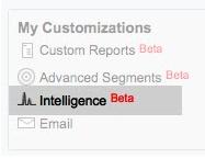intelligent google analytics