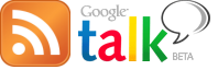 google talk rss feed reader