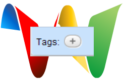 tags in google wave