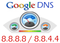Use GoogleDNS