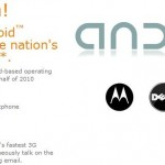 AT&T to launch Android powered DELL, HTC and Motorola smart phones
