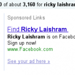 Facebook starts India specific Google ads