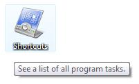Windows 7 Vista Mouse Shortcuts