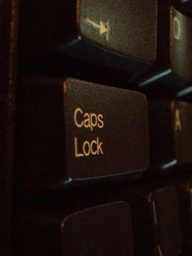 caps lock toggle sound alert