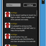 How To Build A Windows Phone 7 Twitter Application Using Silverlight?