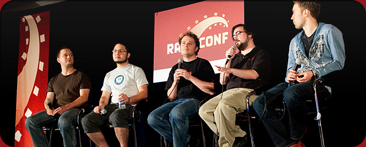 RailsConf - Ruby On Rails Conference