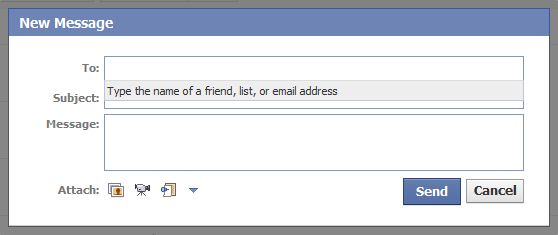 Facebook Messages doom e-mail