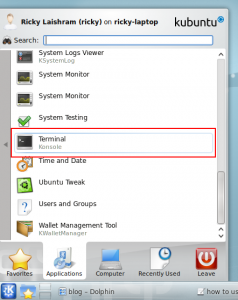 How To Replace The KDE Network Manager With The GNOME