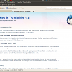 How To Install Thunderbird 3.1 In Ubuntu 10.04