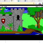 Play King's Quest I in Google Chrome