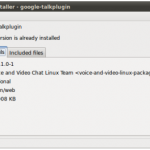 How To Install Google GMail Video Chat In Linux? [Ubuntu, Debian]