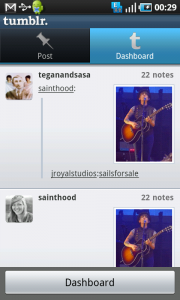 tumblr android app 2