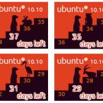 Official Ubuntu 10.10 Countdown Banners Announced