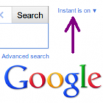 7 Things You Did Not Know About Google Instant