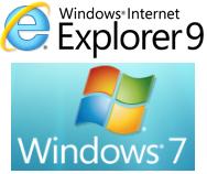 Install IE9 in WIndows 7