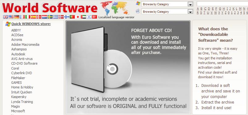 Shopbuydigital.com - Original software at less prices!